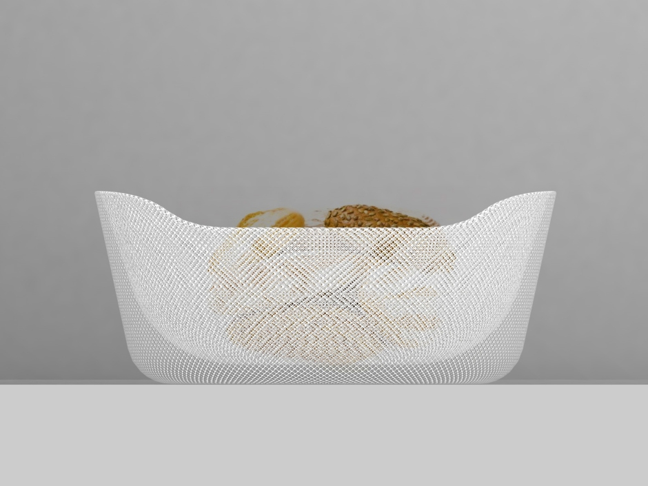 cesto con pane